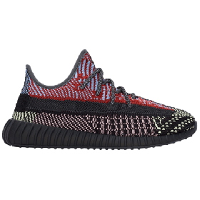 UA Adidas Yeezy Boost 350 V2 'Yecheil' Non Reflective (Toddlers And Youth)