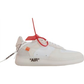 "UA Air Force 1 Low ""Off-White"" for Sale"