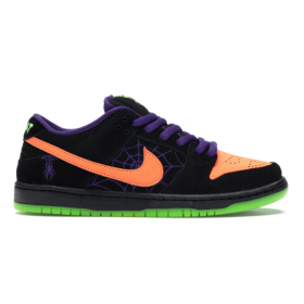 UA Nike SB Dunk Low Night of Mischief Halloween
