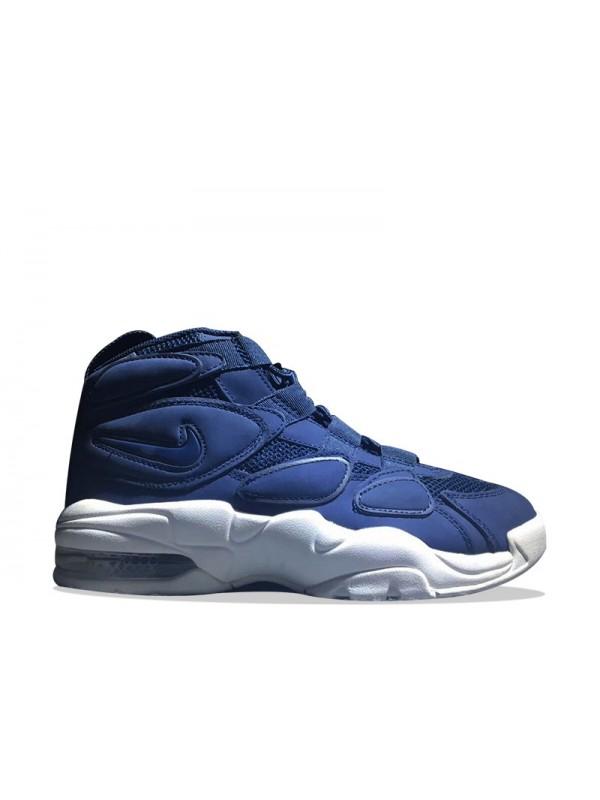 UA Nike Air Max 2 Uptempo QS Dark Blue White for Sale