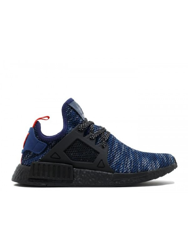 NMD XR1 JD Sports Navy Black Red