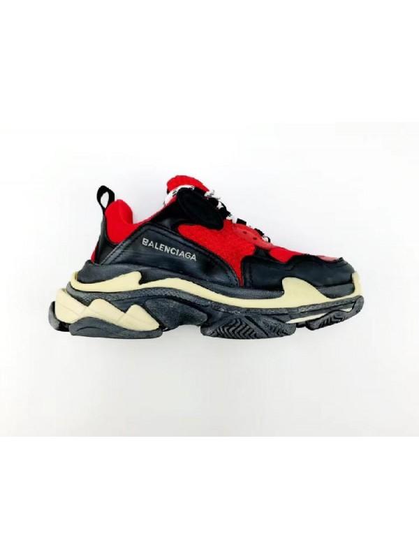 UA Triple S Red Black Sneakers Online