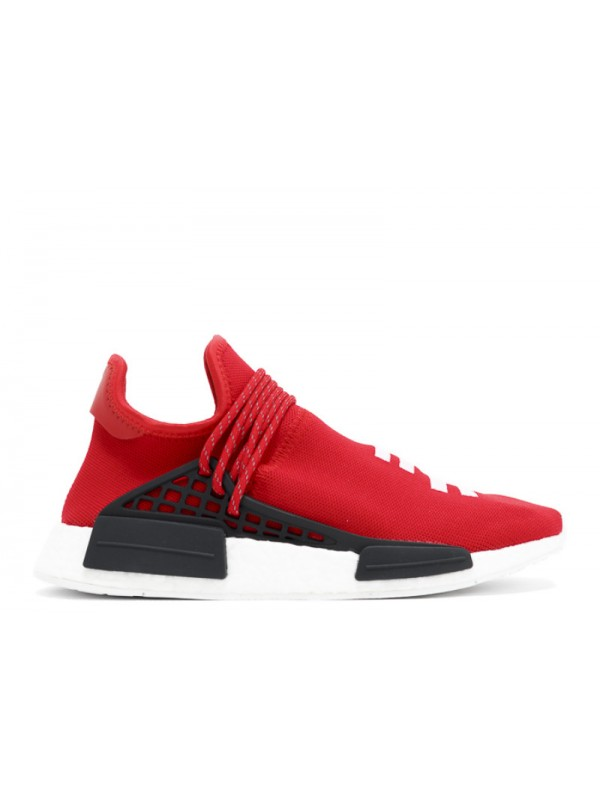 UA Adidas NMD HU Pharrell Human Race Scarlet