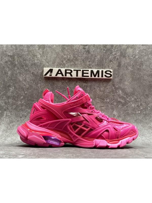 UA Balenciaga Track.2 Rose Pink