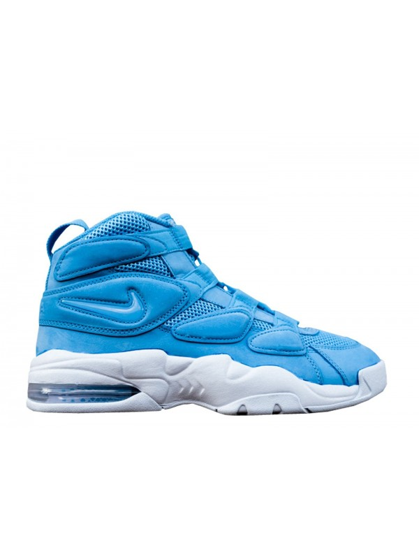 UA Nike Air Max 2 Uptempo QS University Blue White for Sale