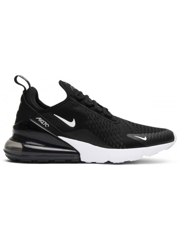UA Nike Air Max 270 Black White