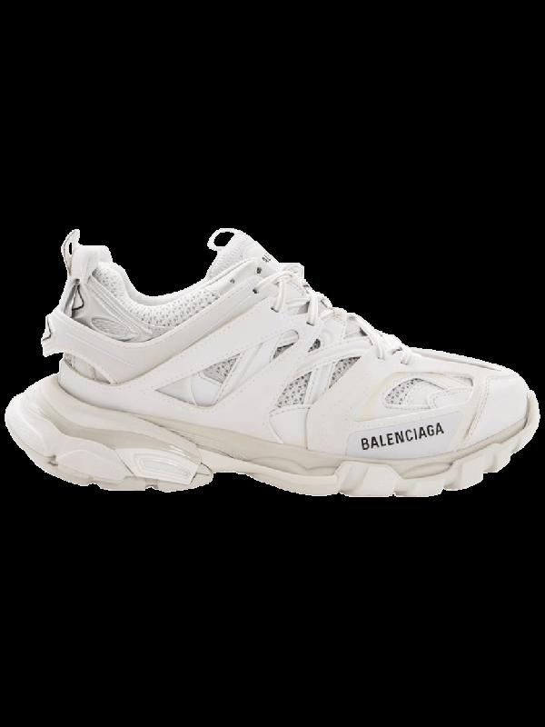 UA Balenciaga Track White