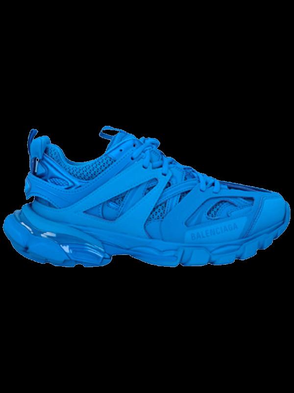 UA Balenciaga Track Trainer Blue