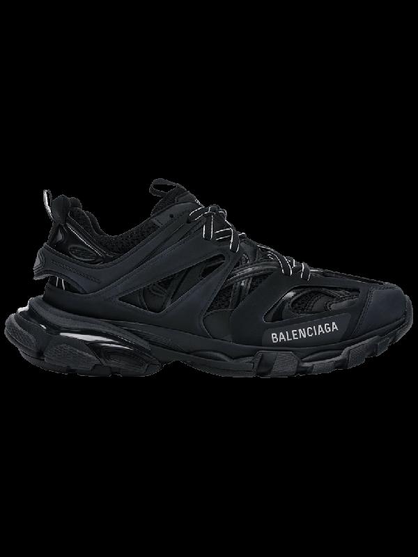 UA Balenciaga Track Black