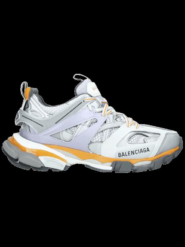 UA Balenciaga Track Trainer Grey Lilac