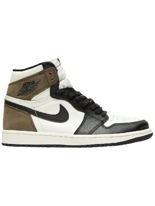 UA Air Jordan 1 Retro High Dark Mocha