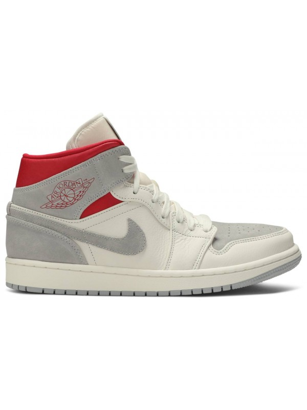 UA Air Jordan 1 Mid Sneakersnstuff 20th Anniversary