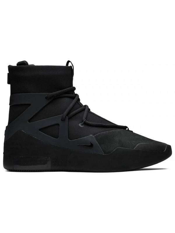UA Nike Air Fear of God 1 Triple Black