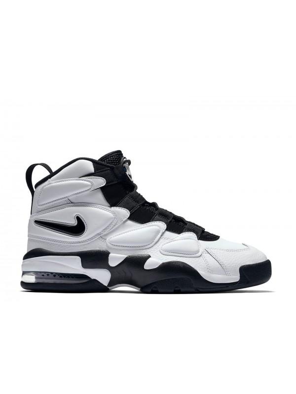 UA Nike Air Max 2 Uptempo QS White Black for Sale