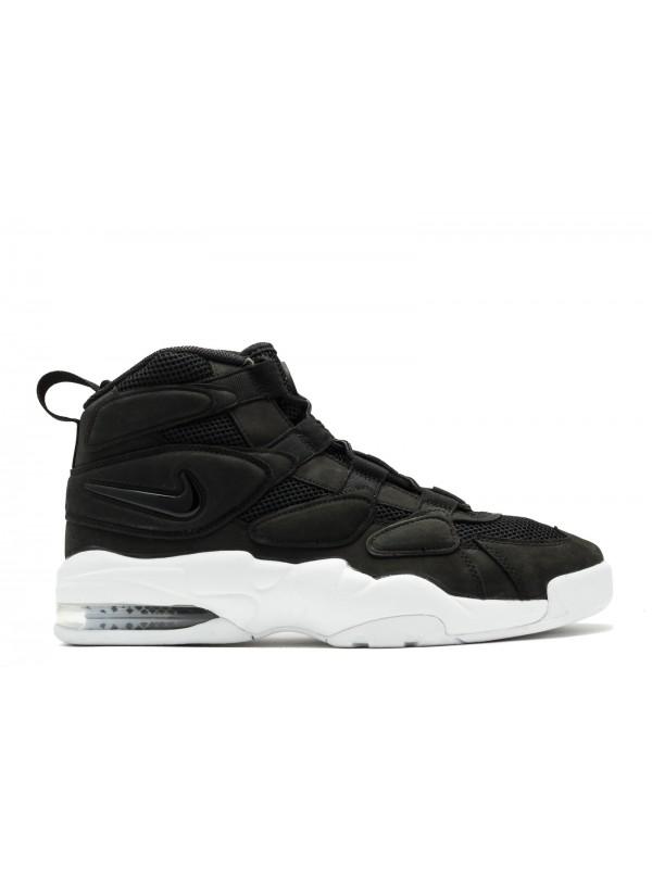 UA Nike Air Max 2 Uptempo QS Black White for Sale