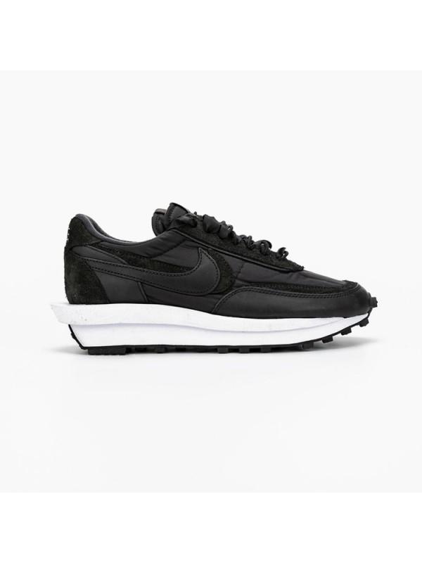 "UA Sacai x Nike LDV Waffle ""Black Nylon"""