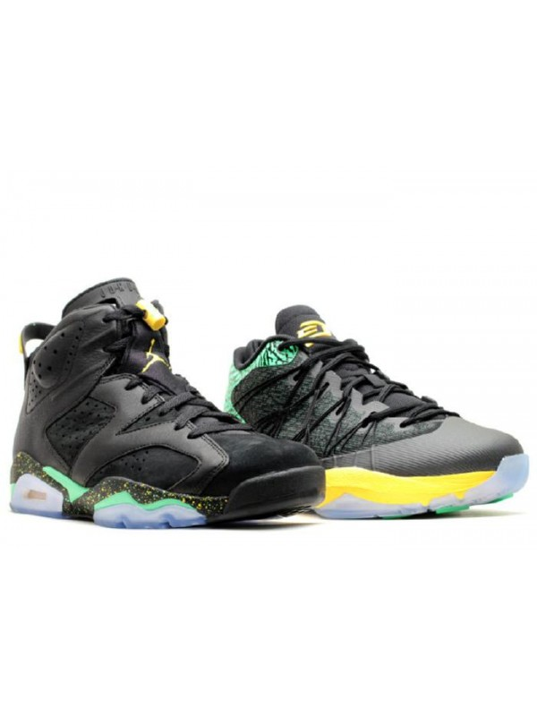 UA Jordan Brazil Multi Color