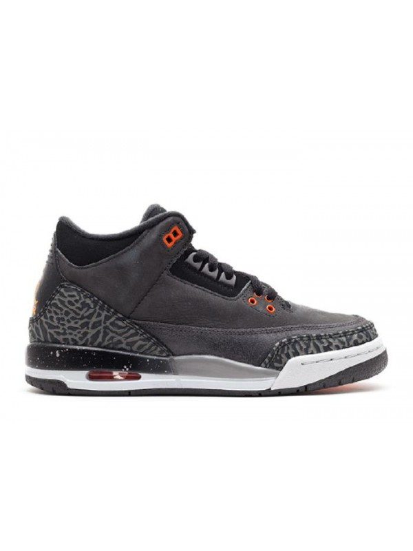 UA Air Jordan 3 Retro Gs Fear Night Stdm