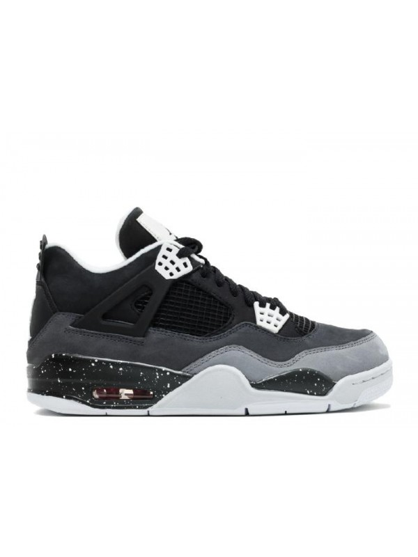 UA Air Jordan 4 Retro Fear Pack