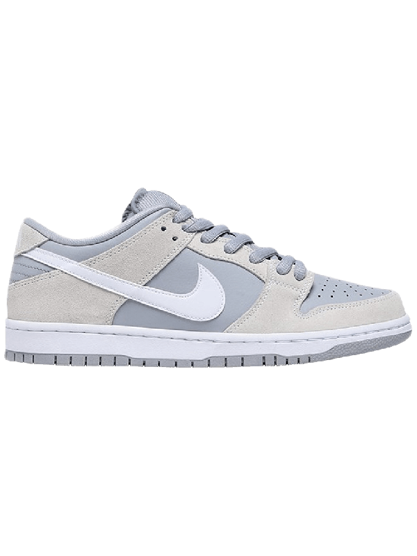 UA Nike SB Dunk Low Summit White Wolf Grey