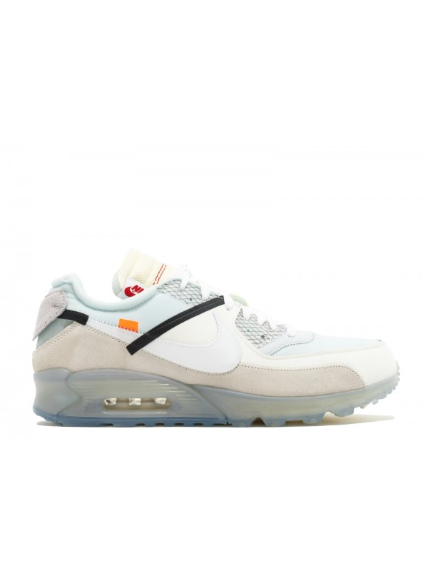 "UA Nike Air Max 90 ""OFF-WHITE"""