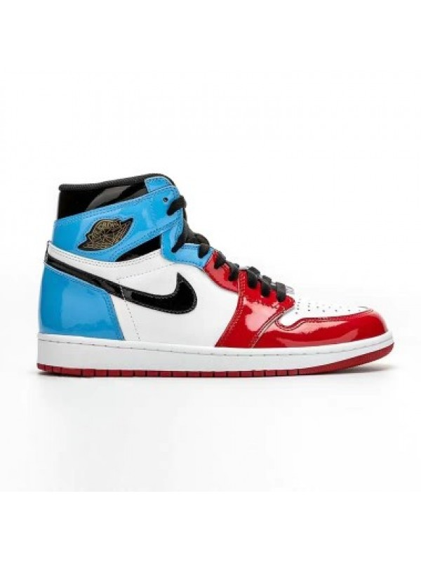 UA air Jordan 1 Retro High Fearless UNC Chicago