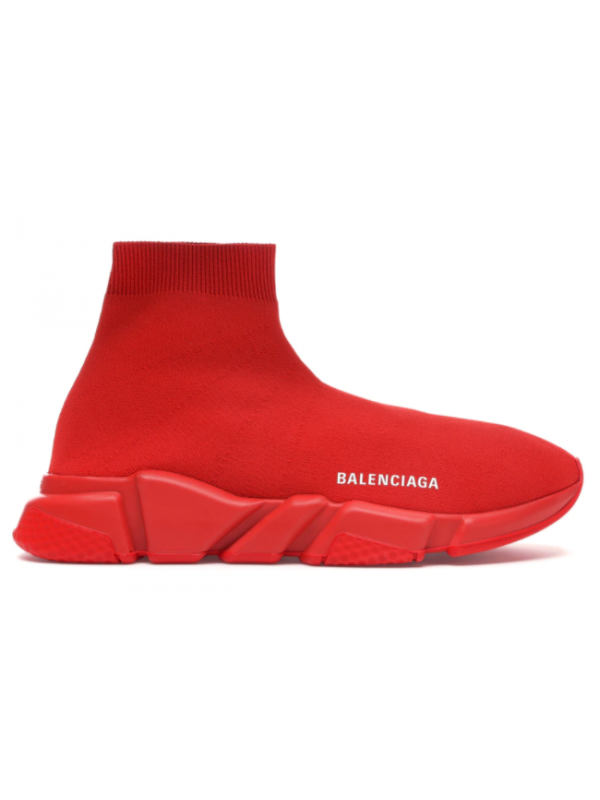 UA Balenciaga Speed Trainer Red