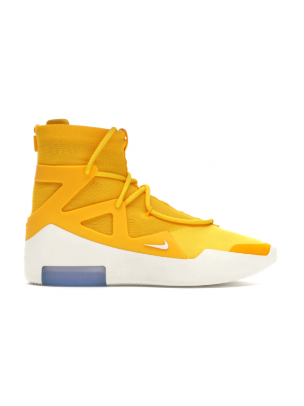 UA Nike Air Fear Of God 1 Yellow