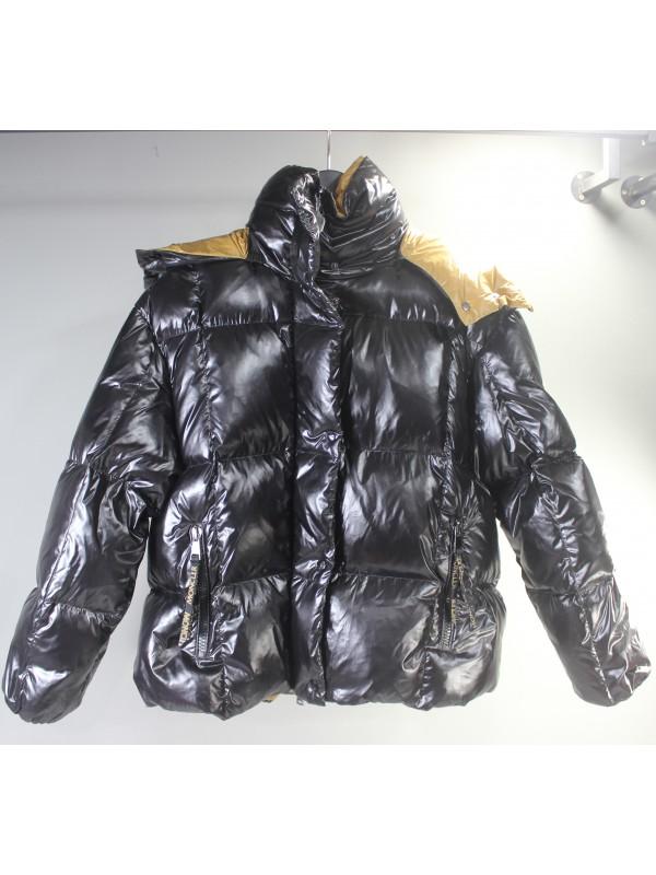 UA Moncler Down Jacket Yellow Black