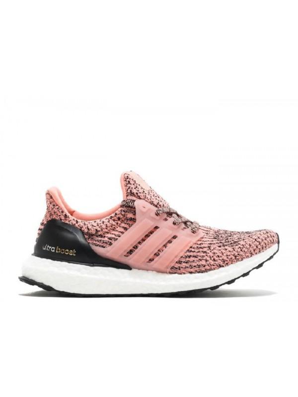 Ultra Boost W Still Breeze Pink Black White