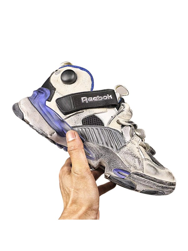 UA Vetements × Reebok Genetically Modified Pump Online