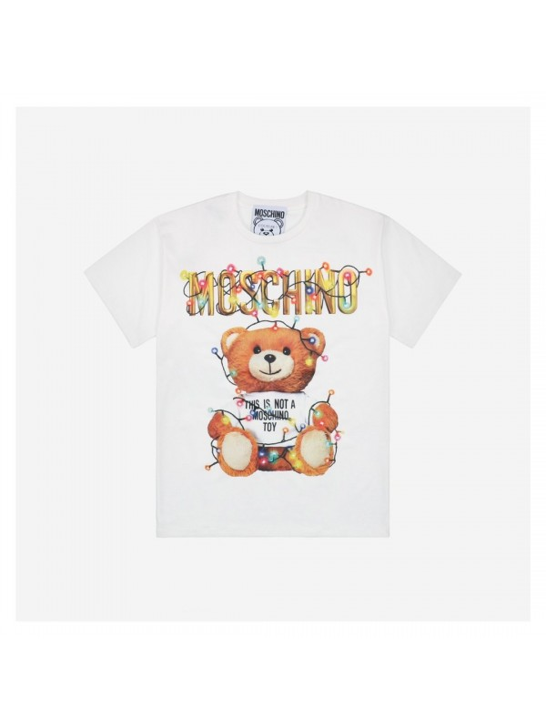 UA MOSCHINO BULB TEDDY BEAR T-SHIRT