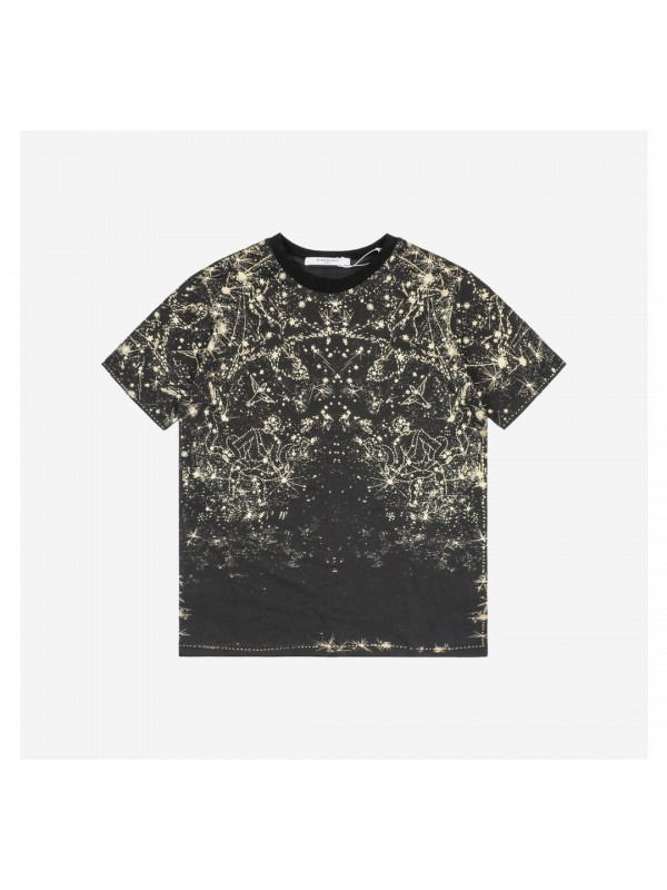 UA Givenchy Printed T-Shirt Black