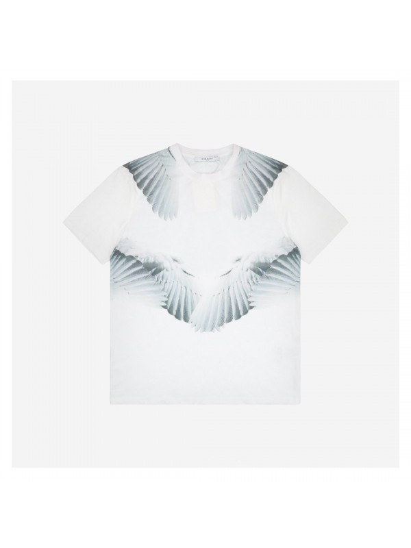 UA GIVENCHY PRINTED T-SHIRT WHITE