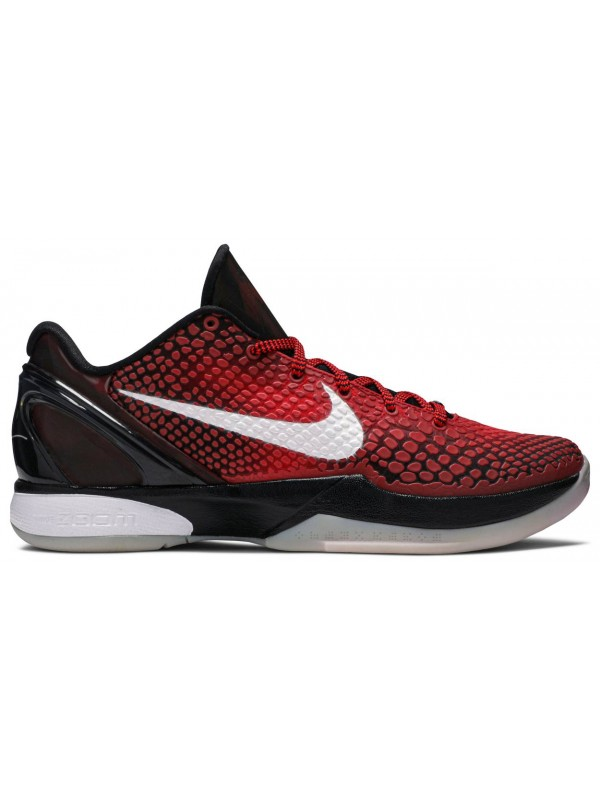 UA Nike Kobe 6 ASG West Challenge Red