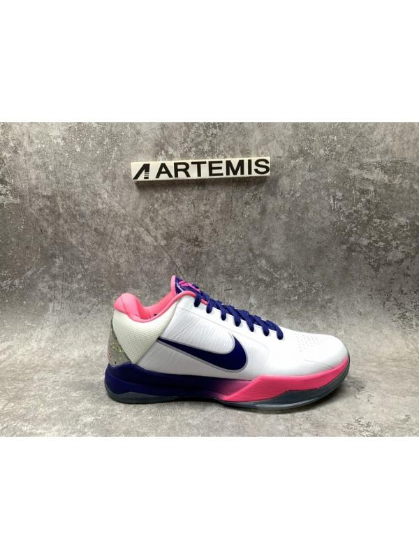 UA Nike Kobe 5 Protro Kay Yow