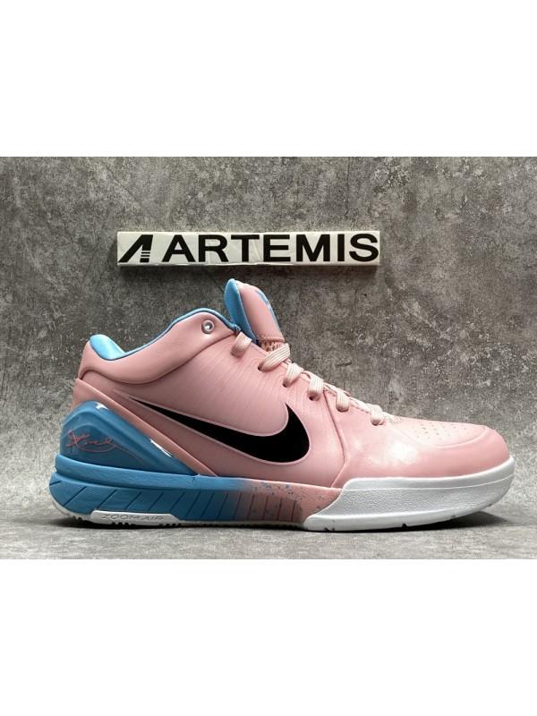 UA Nike Zoom Kobe 4 Pink