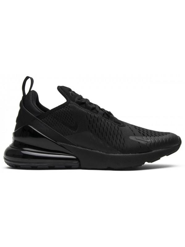 UA Nike Air Max 270 Triple Black