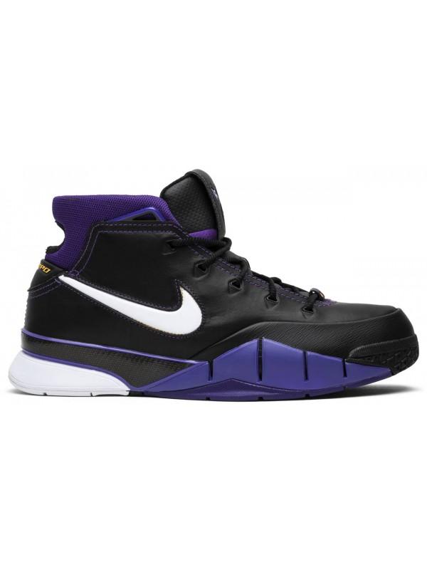 UA Nike Kobe 1 Protro Purple Reign