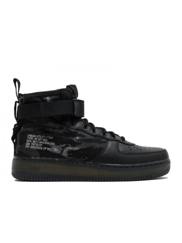 """New UA Nike SF Air Force MID QS """"Tiger Camo"""" for Sale Online"""