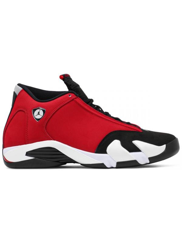 UA Air Jordan 14 Retro Gym Red Toro