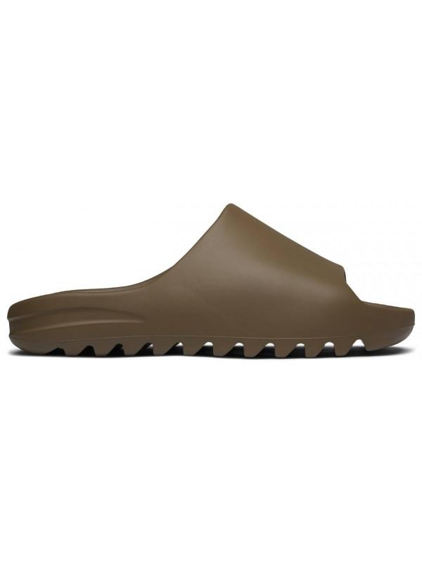 UA Adidas Yeezy Slide Earth Brown (Run a size smaller)