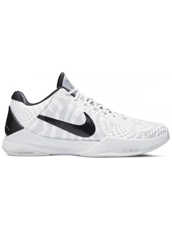 UA Nike Kobe 5 Protro Zebra PE