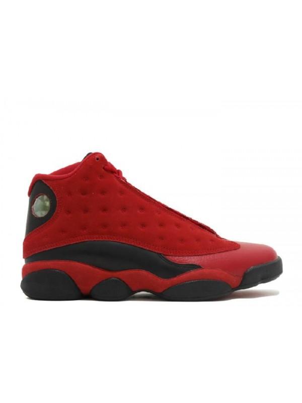 UA Air Jordan 13 Retro SNGL DY Single Day Gym Red Black