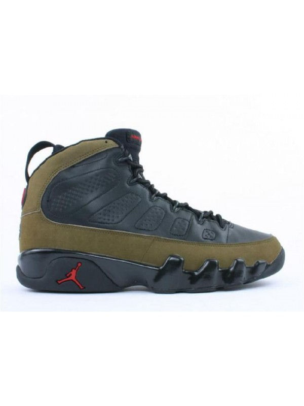 "UA Air Jordan 9 Retro ""Olive"""