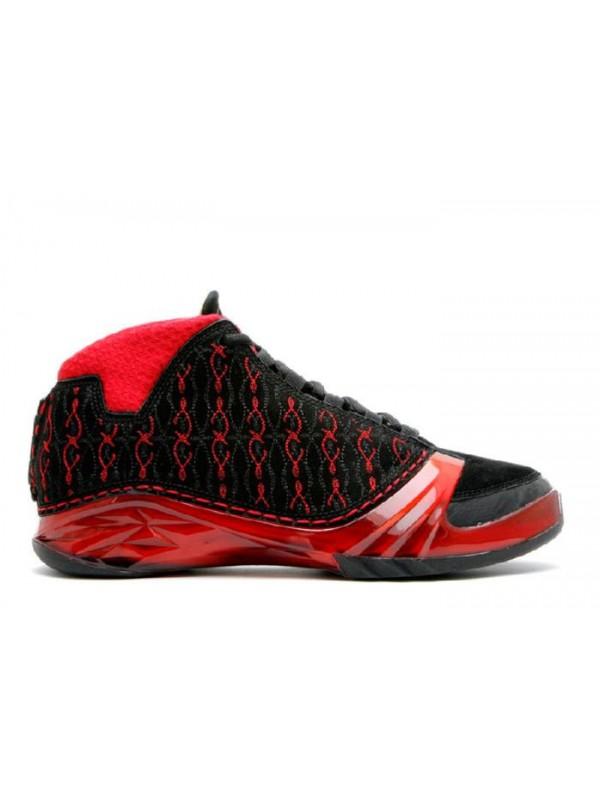 UA Air Jordan 23 Premier Black Varsity Red