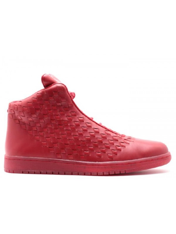 UA Air Jordan Shine Red