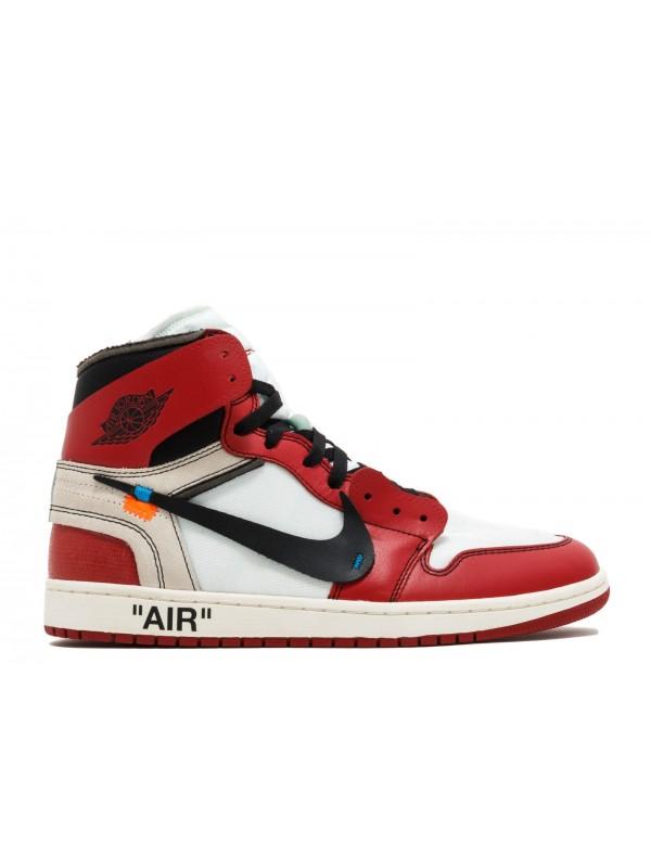 "UA Air Jordan 1 ""Off-White"" for Sale"