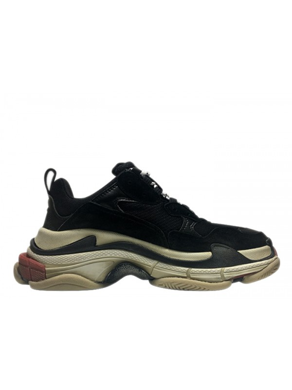 UA Paris Triple S Trainer Black for Sale