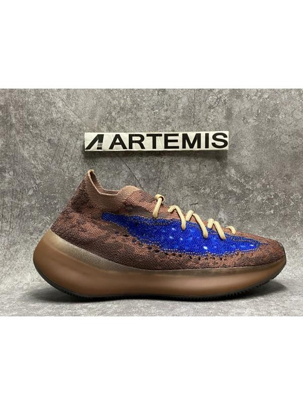 UA Adidas Yeezy Boost 380 Azure